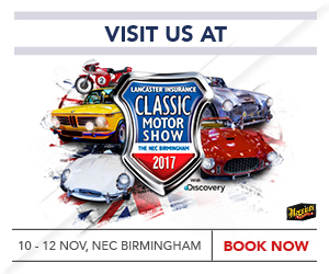 Visit United Kingdom Probe Owners Club at Classic Motor Show